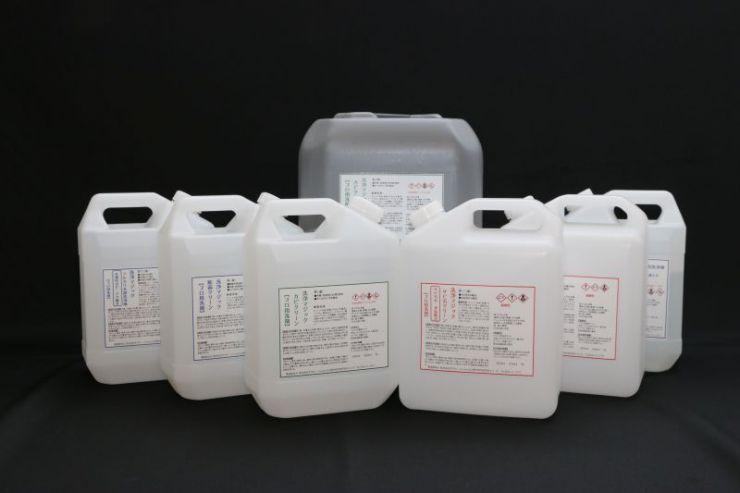 脅威の洗浄能力と信頼の安全性 一度使えば手放せない プロ用洗浄剤 洗浄マジック オクタニ